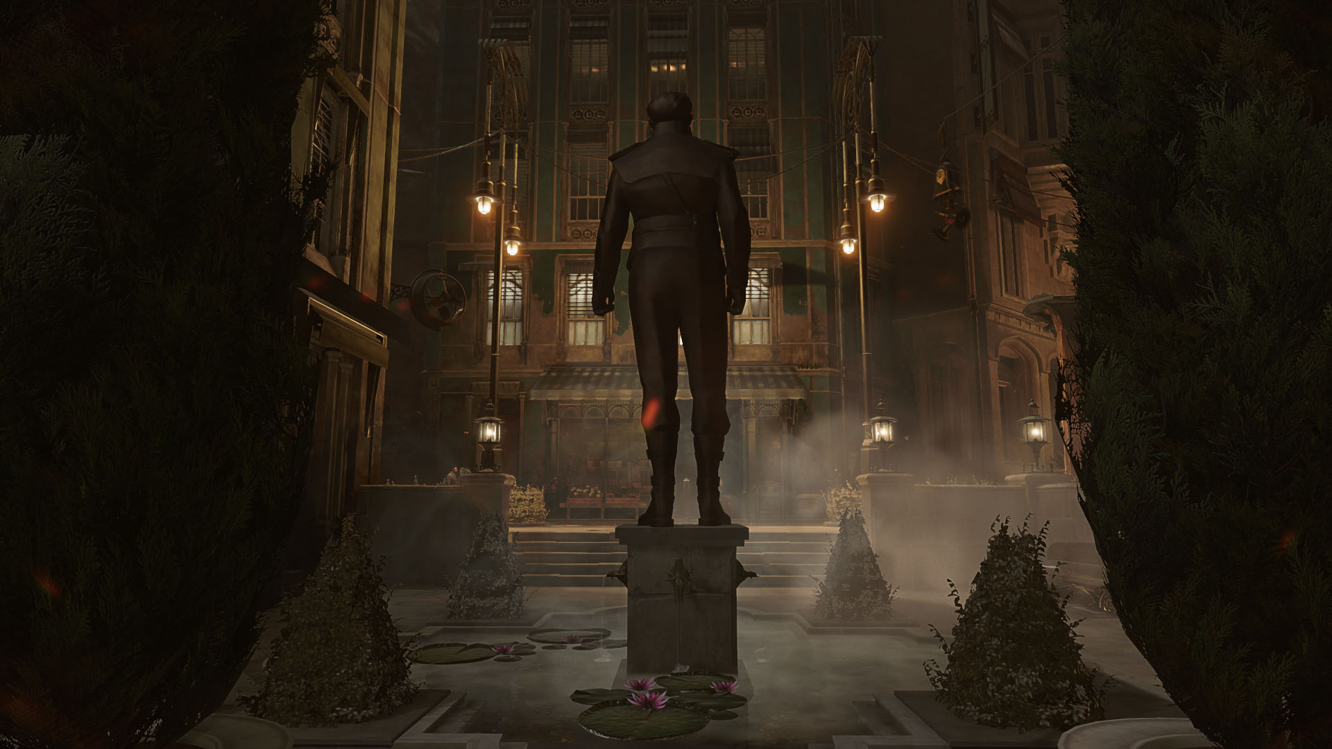 Panoptic Power Dishonored Death Of The Outsider Heterotopias